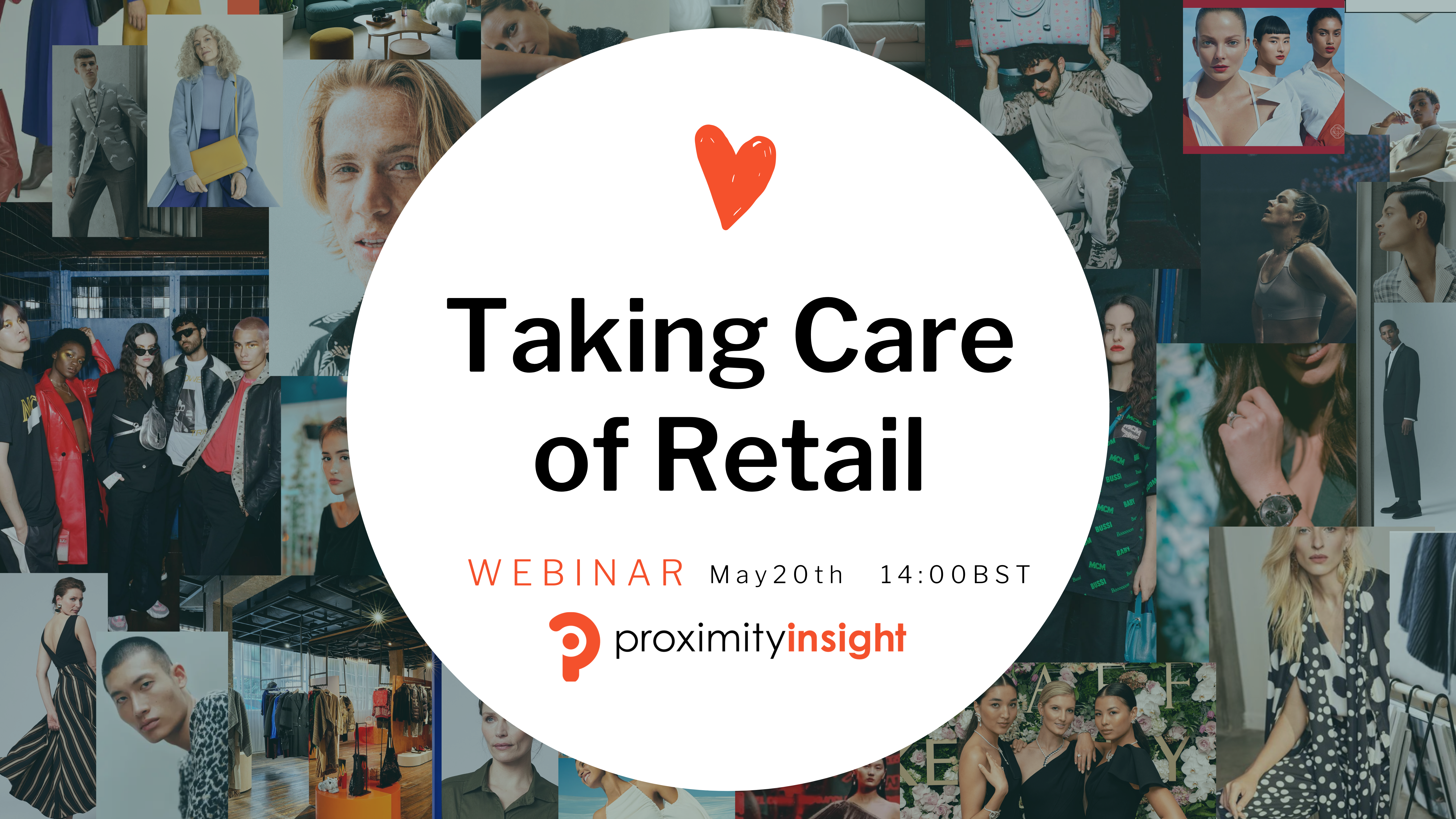 Webinar Title Slide Taking Care of Retail