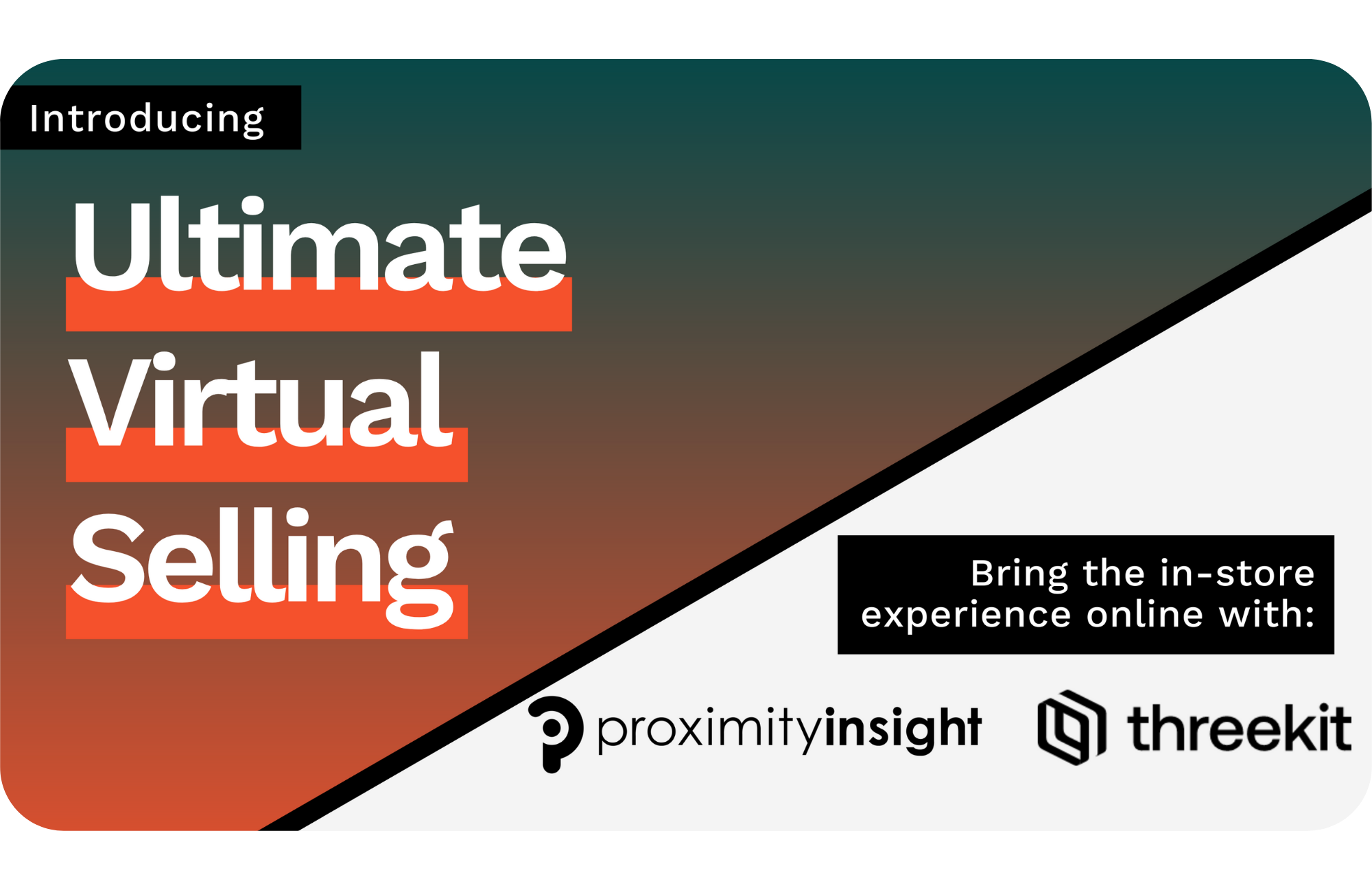 Ultimate Virtual Selling With Proximity Insight and Threekit