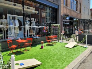 retail technology - Bleeker Street NYC at Shop The Village